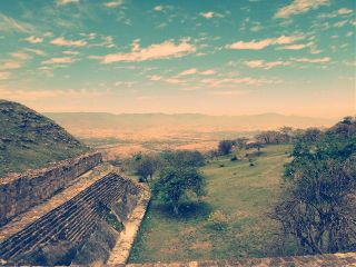 photography sky mexico oaxaca monte alban