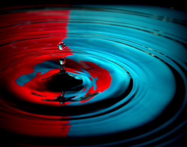 water drop pictures