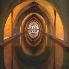 seville cities art architecture