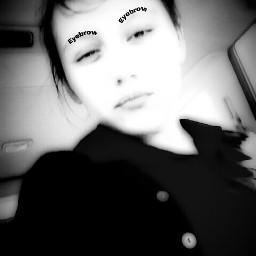 old photo black & white