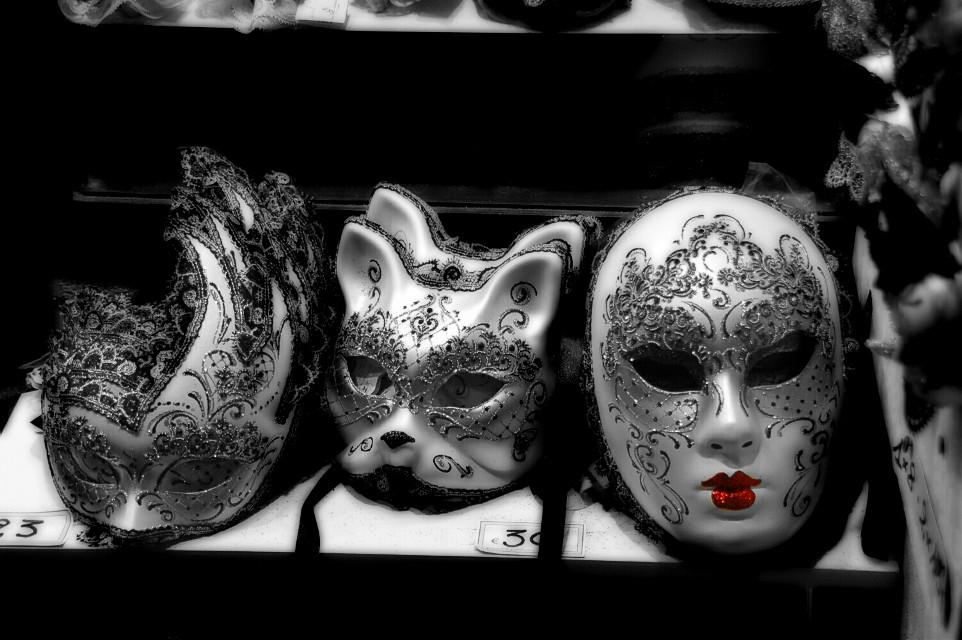 The Masks,  Venice, Italy