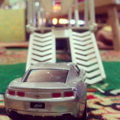 bokeh cars photography retro