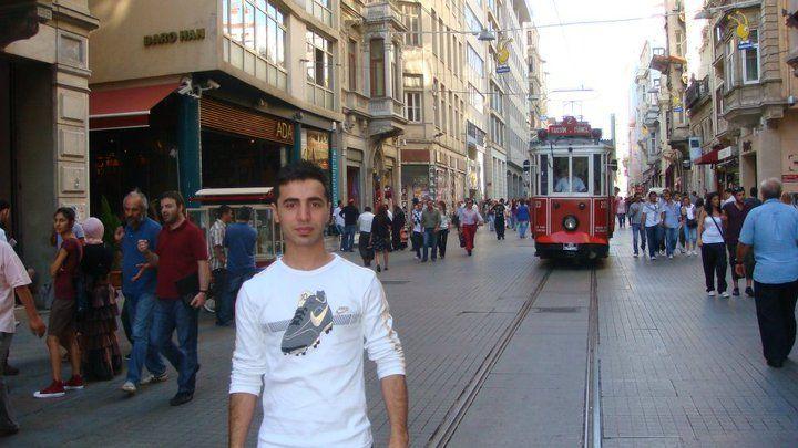Istiklal Street Istambul