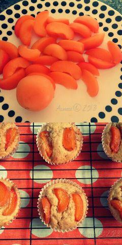 halal baking homemade fruit muffin crossprocess
