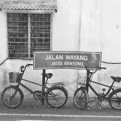travel photography malaysia black & white kuala lumpur vintage