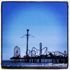 galveston texas summer